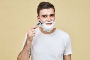 shave against the grain