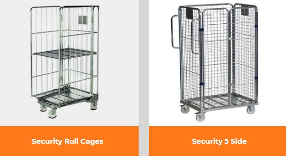 logistic roll cages